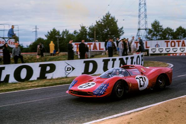 世界選手権「Richie Ginther, 24 Hours Of Le Mans」:写真・画像(1)[壁紙.com]