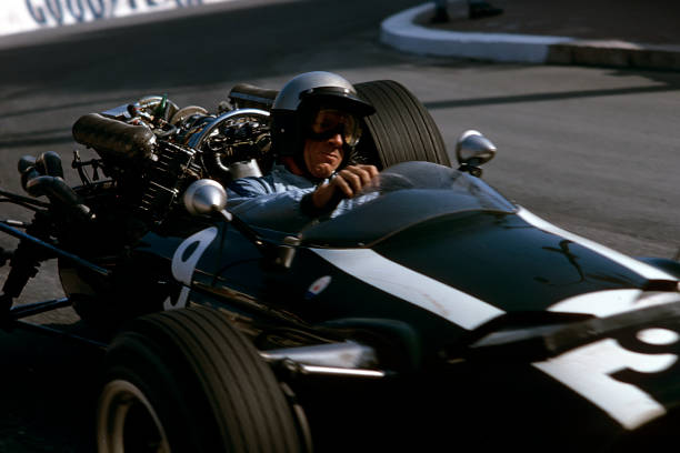 F1グランプリ「Richie Ginther, Grand Prix Of Monaco」:写真・画像(2)[壁紙.com]