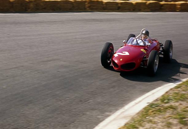 Ferrari F1 Team「Richie Ginther, Grand Prix Of The Netherlands」:写真・画像(15)[壁紙.com]