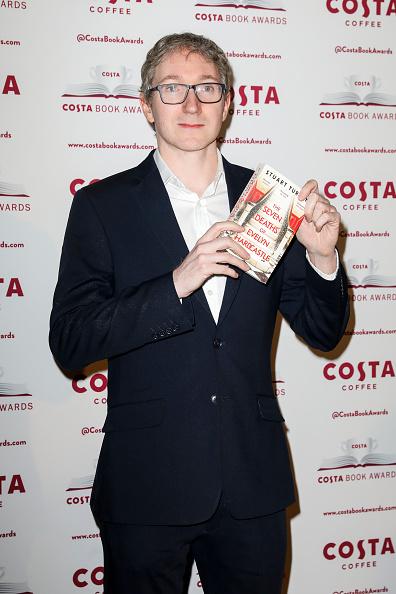 Tristan Fewings「Costa Book Awards 2019 - Photocall」:写真・画像(16)[壁紙.com]