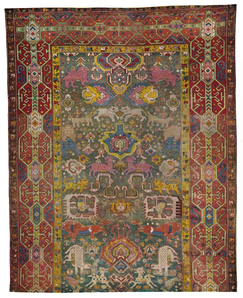 Costume Jewelry「Armenian Kouba Carpet Portion」:写真・画像(15)[壁紙.com]