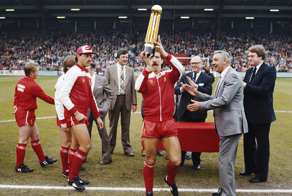 Liverpool - England「Liverpool First Division Champions 1983/84」:写真・画像(17)[壁紙.com]