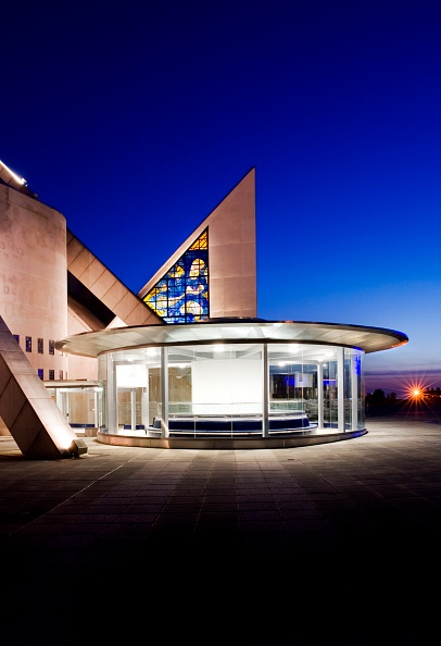 Architectural Feature「Liverpool Metropolitan Cathedral, Merseyside, 2009」:写真・画像(3)[壁紙.com]
