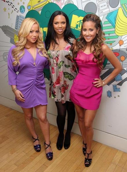 Kiely Williams「MTV TRL Presents MTB, Shwayze And The Cheetah Girls」:写真・画像(4)[壁紙.com]