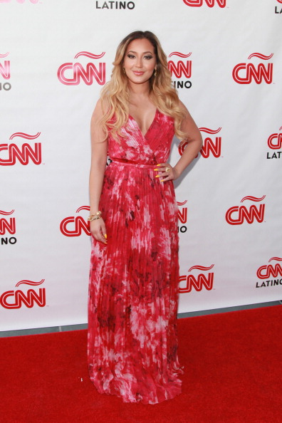 Two-Toned Hair「CNN en Espanol and CNN Latino 2013 Upfront」:写真・画像(5)[壁紙.com]