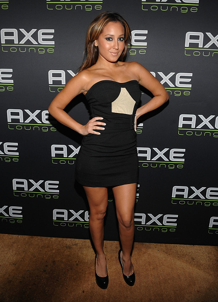 "Adrienne Bailon「Kristin Cavallari Hosts ""AXE Lounge at 1Oak""」:写真・画像(15)[壁紙.com]"