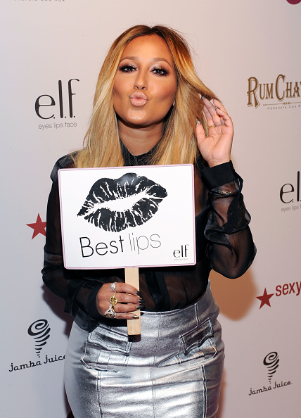 "Adrienne Bailon「OK! Magazine's ""So Sexy"" NY Party - Arrivals」:写真・画像(9)[壁紙.com]"