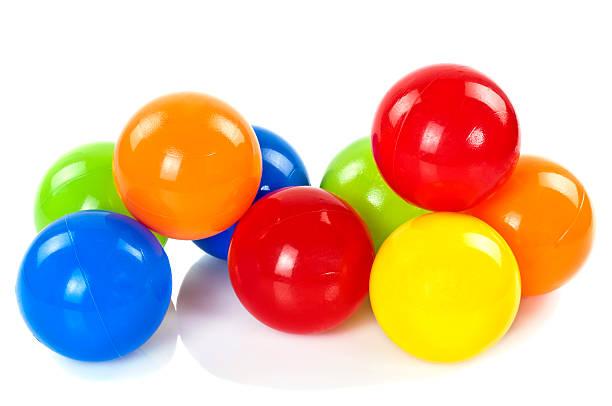 Colorful Toy Balls:スマホ壁紙(壁紙.com)