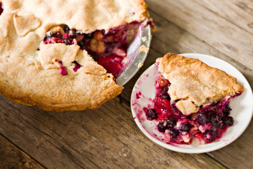 Raspberry「Berry Pie」:スマホ壁紙(19)