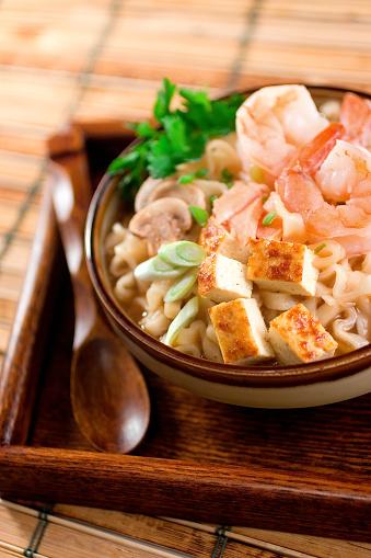 Bowl「Shrimp Udon Noodles」:スマホ壁紙(7)