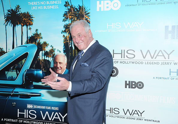 "Columbus Circle「HBO Documentary Screening Of ""His Way""」:写真・画像(4)[壁紙.com]"