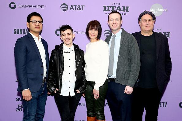 "Sundance Film Festival「2020 Sundance Film Festival - ""The Fight"" Premiere」:写真・画像(2)[壁紙.com]"