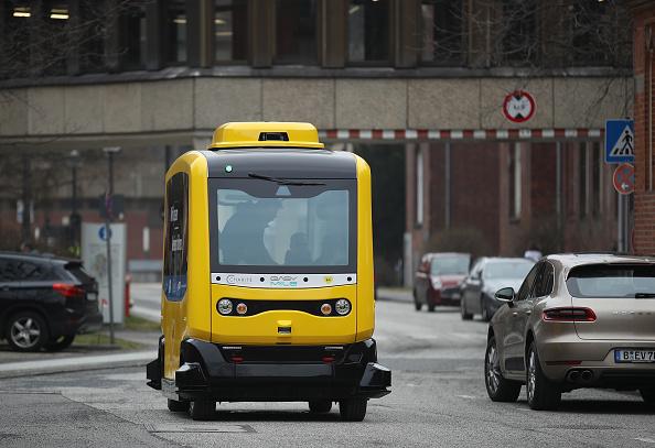Transportation「Charite Hospital Presents Autonomous Bus Pilot Project」:写真・画像(10)[壁紙.com]