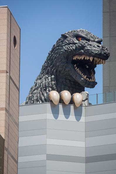 ゴジラ「Godzilla Welcomes Tourists To Tokyo」:写真・画像(10)[壁紙.com]
