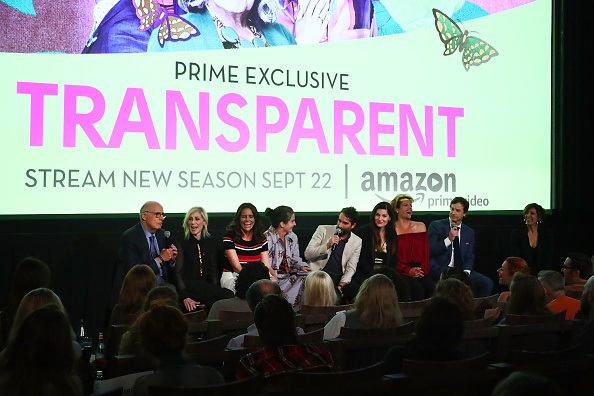 Transparent「The Cast Of The Amazon Prime Series Transparent Attends A Screening Event For Members Of The Screen Actors Guild In New York」:写真・画像(12)[壁紙.com]
