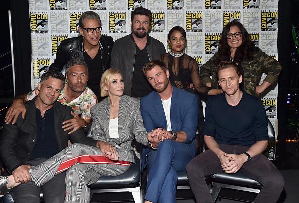 Comic con「Marvel Studios Hall H Panel」:写真・画像(10)[壁紙.com]