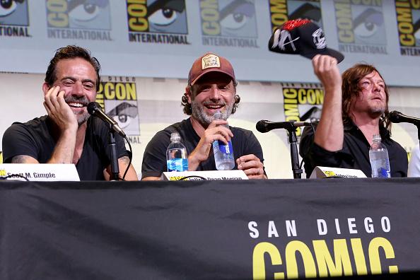 Norman Reedus「AMC At Comic-Con 2016 - Day 2」:写真・画像(16)[壁紙.com]