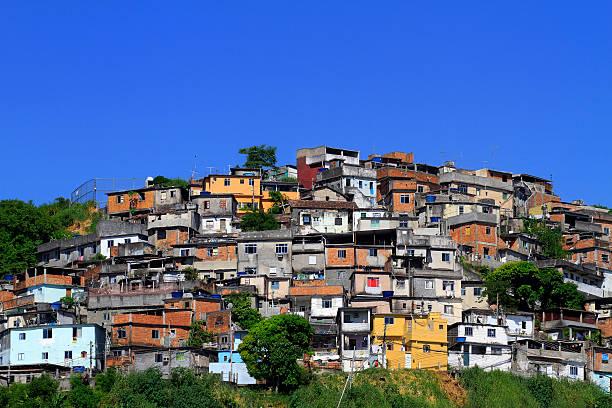 Favela in Rio de Janeiro:スマホ壁紙(壁紙.com)