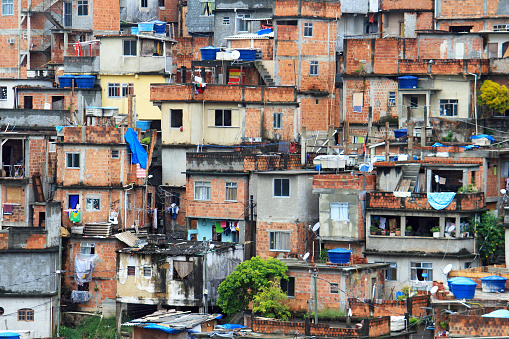 Antenna - Aerial「Favela in Rio de Janeiro」:スマホ壁紙(17)