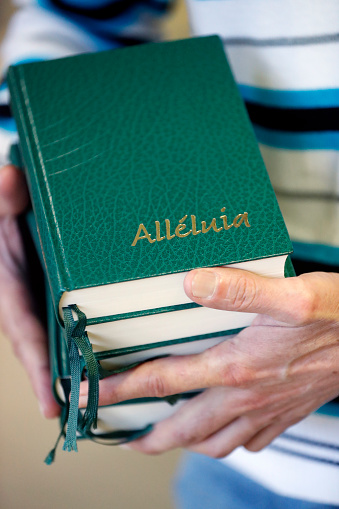 Singer「Alleluia : Christian Praise and Worship Songbook.  Cluses. France.」:スマホ壁紙(15)
