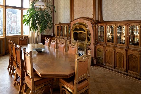 Dining Room「Interior-Hotel Van Eetvelds」:写真・画像(17)[壁紙.com]