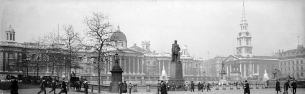 Architectural Feature「Trafalgar Square」:写真・画像(11)[壁紙.com]