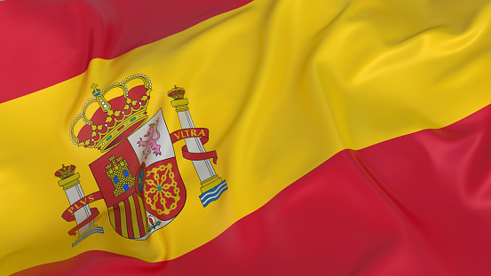 Patriotism「The national flag of the country of Spain」:スマホ壁紙(10)