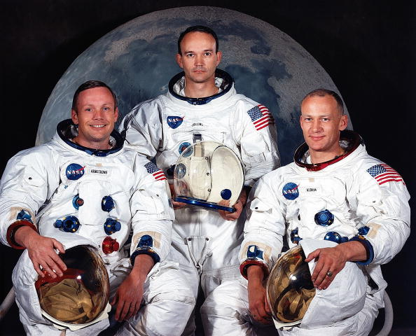 Crew「30th Anniversary of Apollo 11 Moon Mission」:写真・画像(2)[壁紙.com]