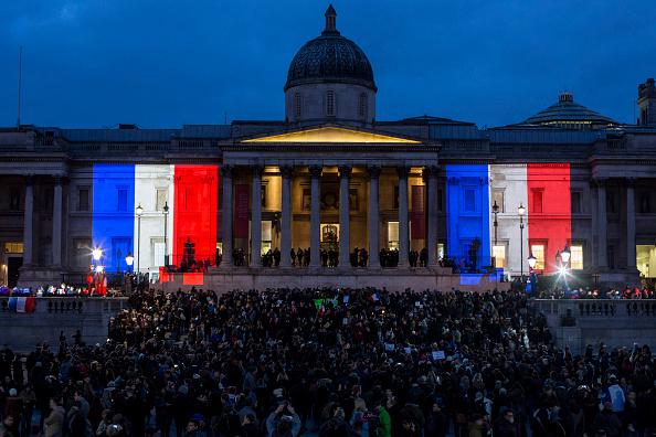 2015 Republican Marches「Mass Unity Rallies Held Around The World Following Recent Terrorist Attacks」:写真・画像(12)[壁紙.com]