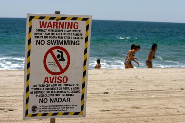 ビーチ「LA -Area Beach Rated Worst In The Nation For Water Quality」:写真・画像(12)[壁紙.com]