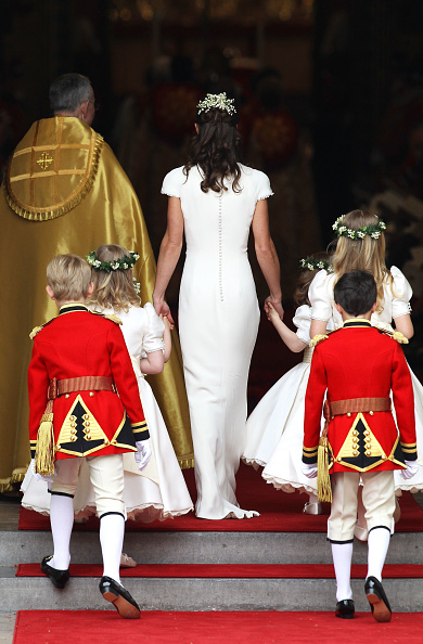 Ring Bearer「Royal Wedding - Wedding Guests And Party Make Their Way To Westminster Abbey」:写真・画像(10)[壁紙.com]