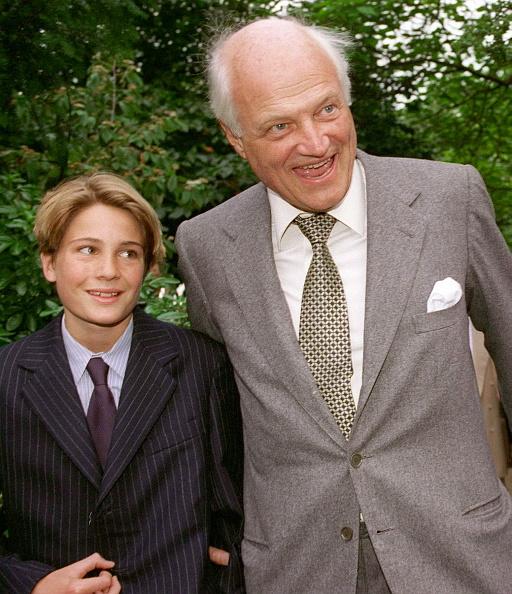 Tim Graham「Sir James Goldsmith And Son」:写真・画像(5)[壁紙.com]