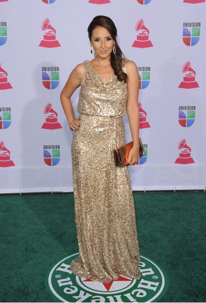 Embellished Dress「The 13th Annual Latin GRAMMY Awards - Arrivals」:写真・画像(17)[壁紙.com]