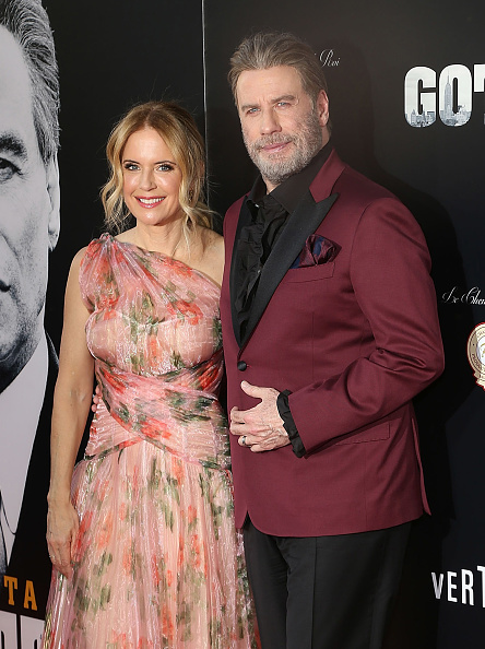"John Travolta「""Gotti"" New York Premiere」:写真・画像(1)[壁紙.com]"