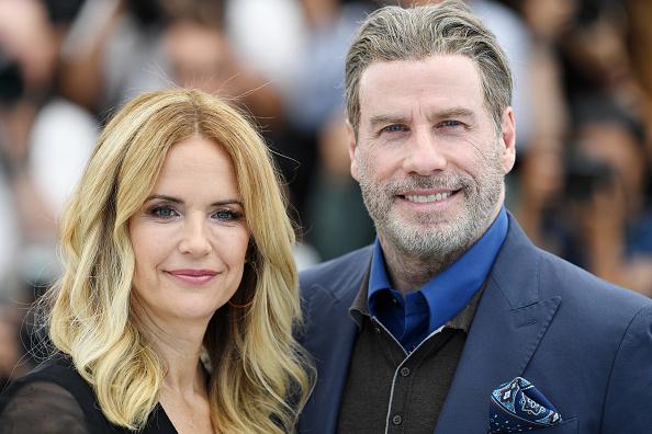 "John Travolta「""Rendezvous With John Travolta - Gotti"" Photocall - The 71st Annual Cannes Film Festival」:写真・画像(0)[壁紙.com]"