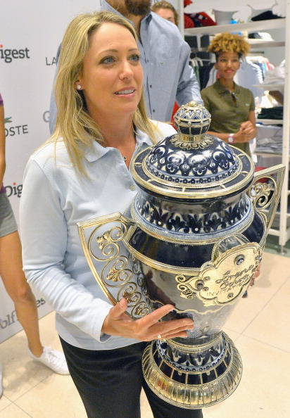 クリスティ・カー「Lacoste & Golf Digest Celebrate Links On Lincoln Honoring Cristie Kerr」:写真・画像(4)[壁紙.com]