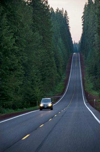 ウィラメット国有林「Willamette National Forest Highway, Oregon」:スマホ壁紙(18)
