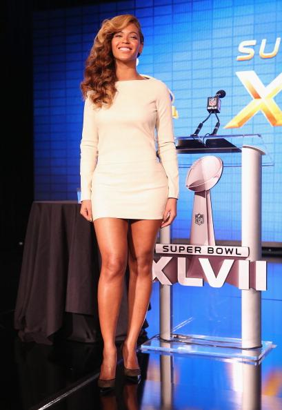 Wavy Hair「Pepsi Super Bowl XLVII Halftime Show Press Conference」:写真・画像(19)[壁紙.com]