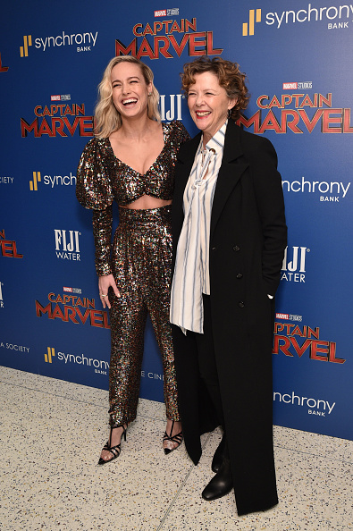 Bryan Bedder「FIJI Water With The Cinema Society Host A Special Screening Of 'Captain Marvel'」:写真・画像(17)[壁紙.com]
