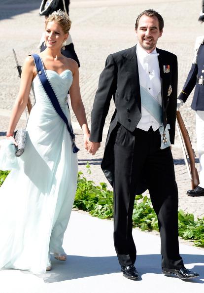 Prince Nikolaos「The Wedding Of Princess Madeleine & Christopher O'Neill」:写真・画像(5)[壁紙.com]