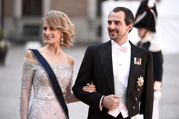 Prince Nikolaos「Ceremony And Arrivals:  Wedding Of Prince Carl Philip Of Sweden And Sofia Hellqvist」:写真・画像(10)[壁紙.com]
