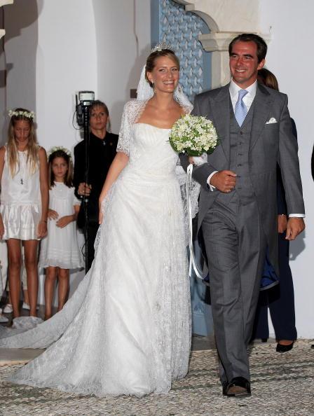 Prince Nikolaos「Wedding of Prince Nikolaos and Miss Tatiana Blatnik - Wedding Service」:写真・画像(11)[壁紙.com]