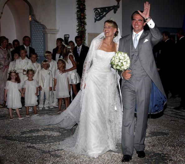 Prince Nikolaos「Wedding of Prince Nikolaos and Miss Tatiana Blatnik - Wedding Service」:写真・画像(12)[壁紙.com]