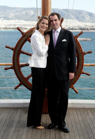 Prince Nikolaos「Prince Nikolaos And Ms Tatiana Blatnik Meet Press Following Engagement」:写真・画像(18)[壁紙.com]
