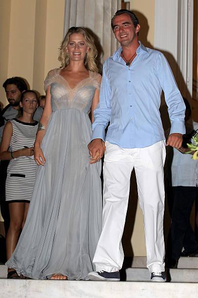 Wedding of Prince Nikolaos and Tatiana Blatnik - Pre Wedding Reception:ニュース(壁紙.com)
