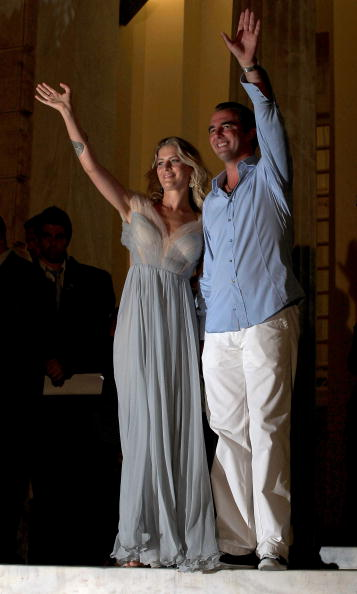 Wedding Reception「Wedding of Prince Nikolaos and Tatiana Blatnik - Pre Wedding Reception」:写真・画像(4)[壁紙.com]