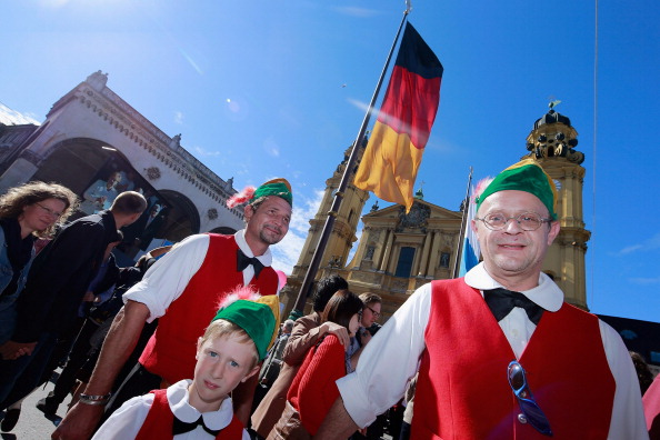 Celebration「Germany Celebrates Unity Day」:写真・画像(12)[壁紙.com]