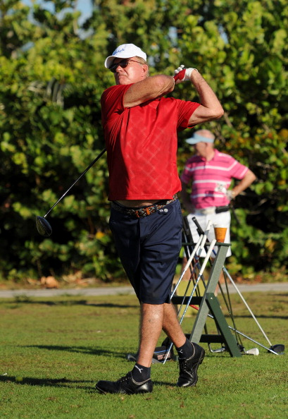 Sports Training Clinic「Sandals Emerald Bay Celebrity Getaway and Golf Weekend - Day Three, Golf Clinic with Greg Norman and Golf Tournament」:写真・画像(18)[壁紙.com]