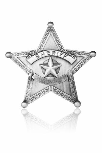 Emergency Services Occupation「Sheriff Star」:スマホ壁紙(19)