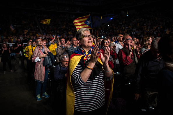 Human Role「Catalan National Assembly Meeting To Boost Independence Process」:写真・画像(17)[壁紙.com]